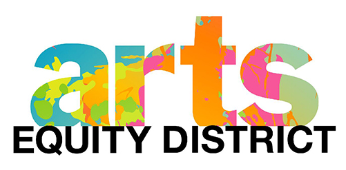 Arts Equity District Badge