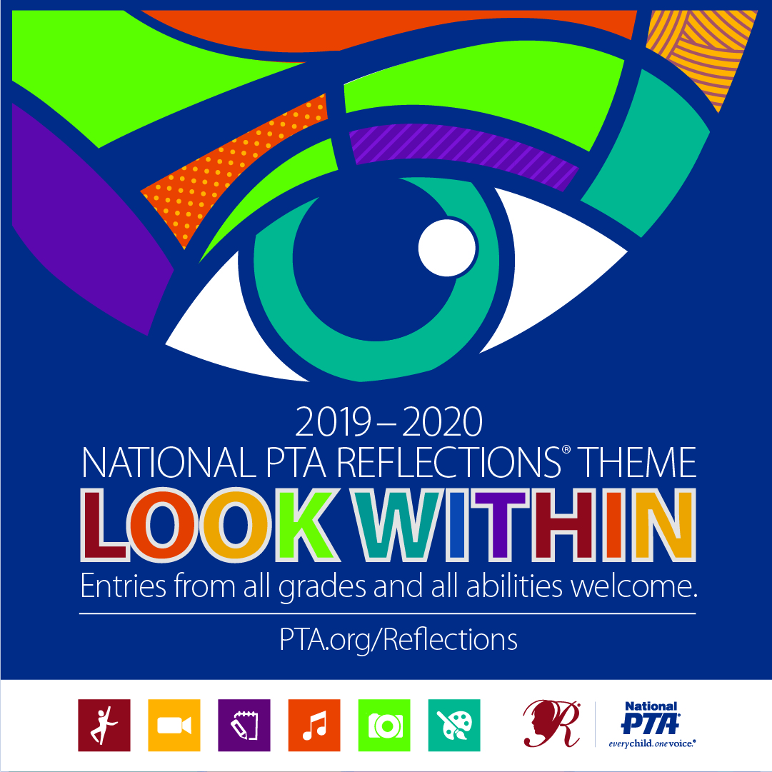 PTSA Look Within Poster