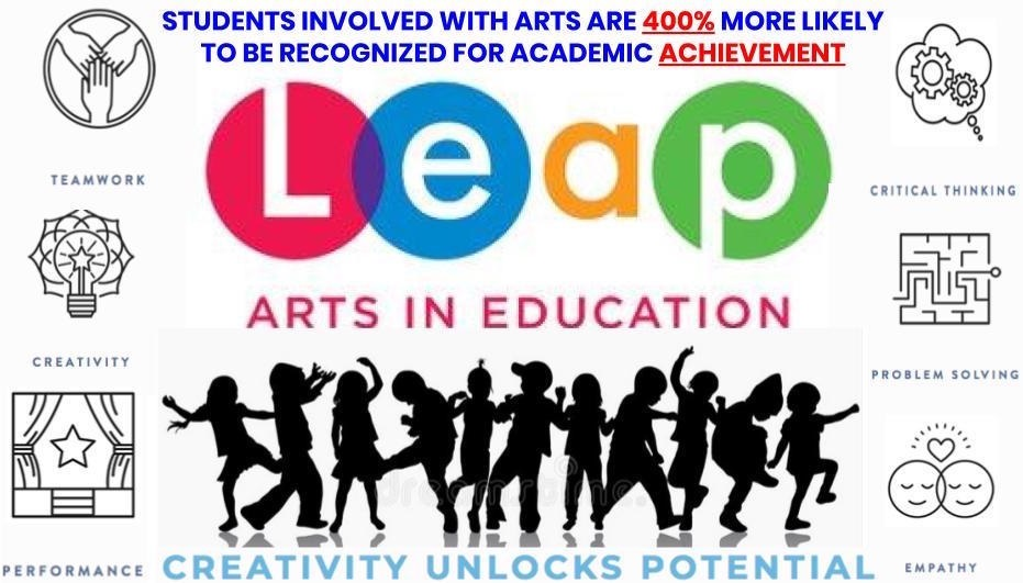 McCoppin Leap Arts