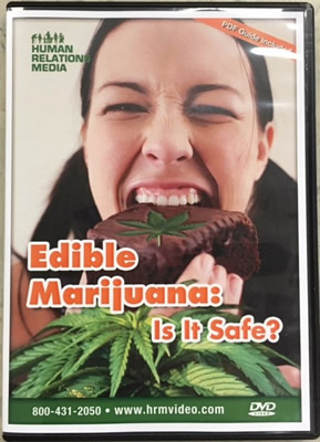 Edible Marijuana: Is it safe?