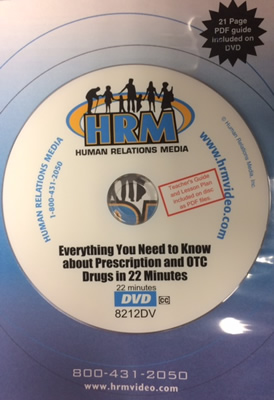 Human Relations Media: Everything You Need to Know about Prescription & Over the Counter Drugs in 22 Minutes