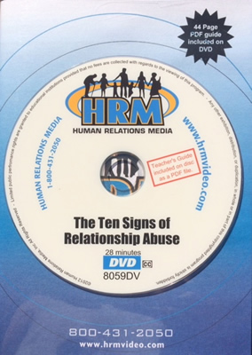 The Ten Signs of Relationship Abuse