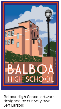 Balboa High School Art