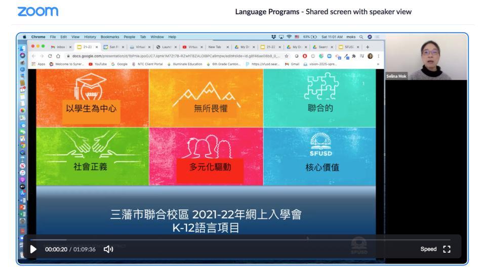 Sfusd Calendar 2022 23.Virtual Enrollment Fair Workshops Sfusd