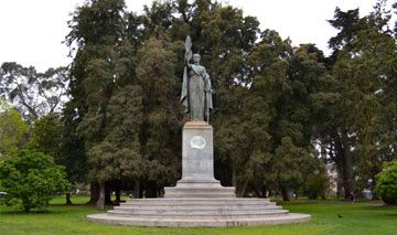 William McKinley Monument