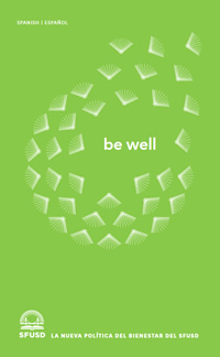 bewell booklet cover Spanish