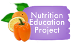 Nutrition Education Project logo