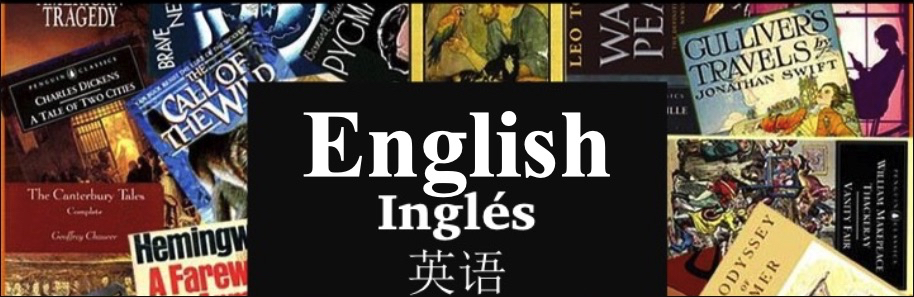 english department banner