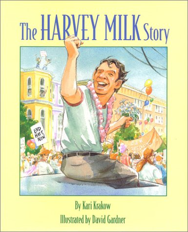 The Harvey Milk Story cover