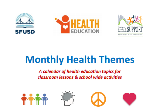 Monthly Health Themes