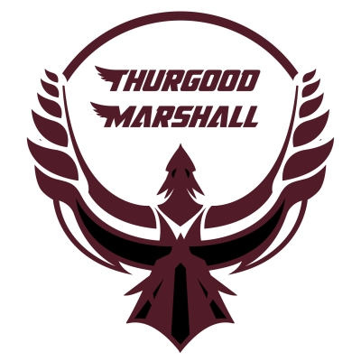 Thurgood Marshall Academic High School Logo