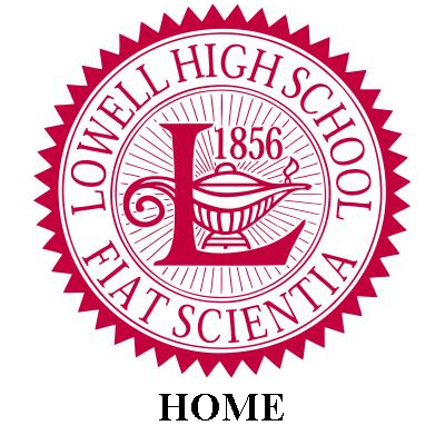 Lowell High School Logo