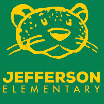 Jefferson Elementary School Logo