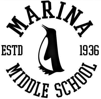 Marina Middle School Logo