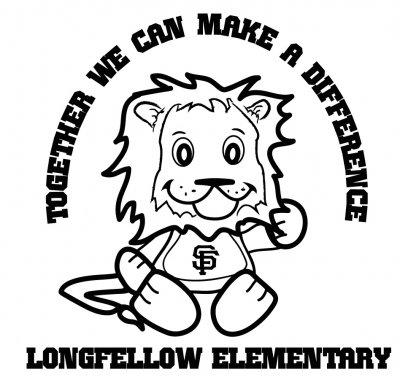 Longfellow Elementary School Logo