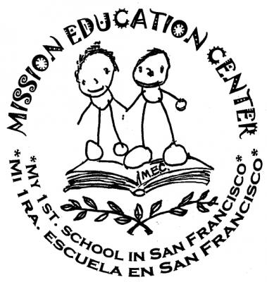 Mission Education Center Elementary School Logo