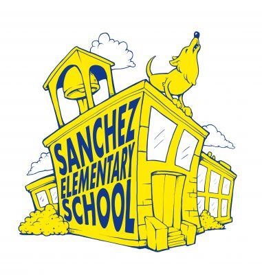 Sanchez Elementary School Logo