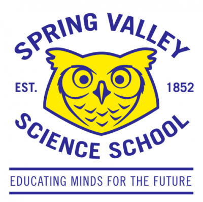 Spring Valley Science Elementary School Logo