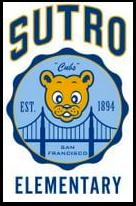 Sutro Elementary School Logo