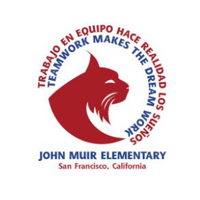 John Muir Elementary School Logo