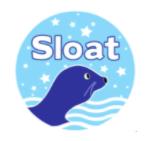 Commodore Sloat Elementary School Logo