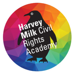 Harvey Milk Academy Logo