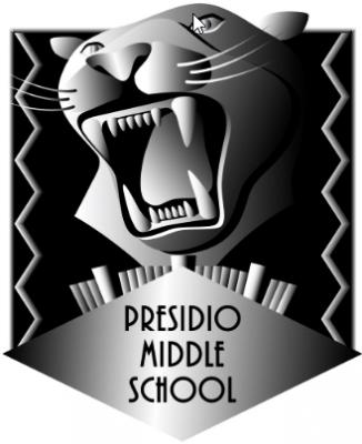 Presidio Middle School Logo