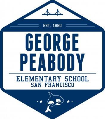George Peabody Elementary School Logo