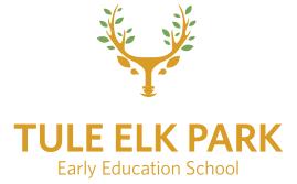 Tule Elk Park Early Education School Logo