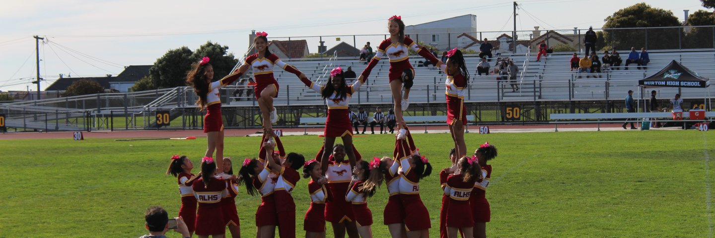 ALHS Cheerleading