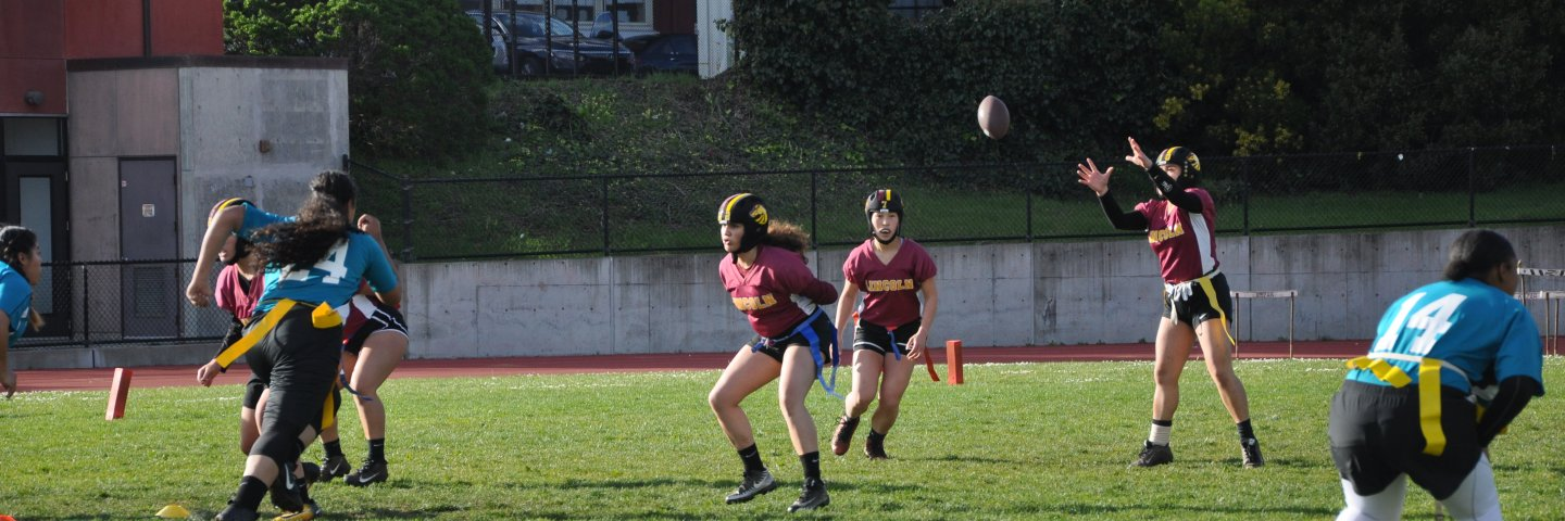 ALHS - Girls Varsity Flag Football