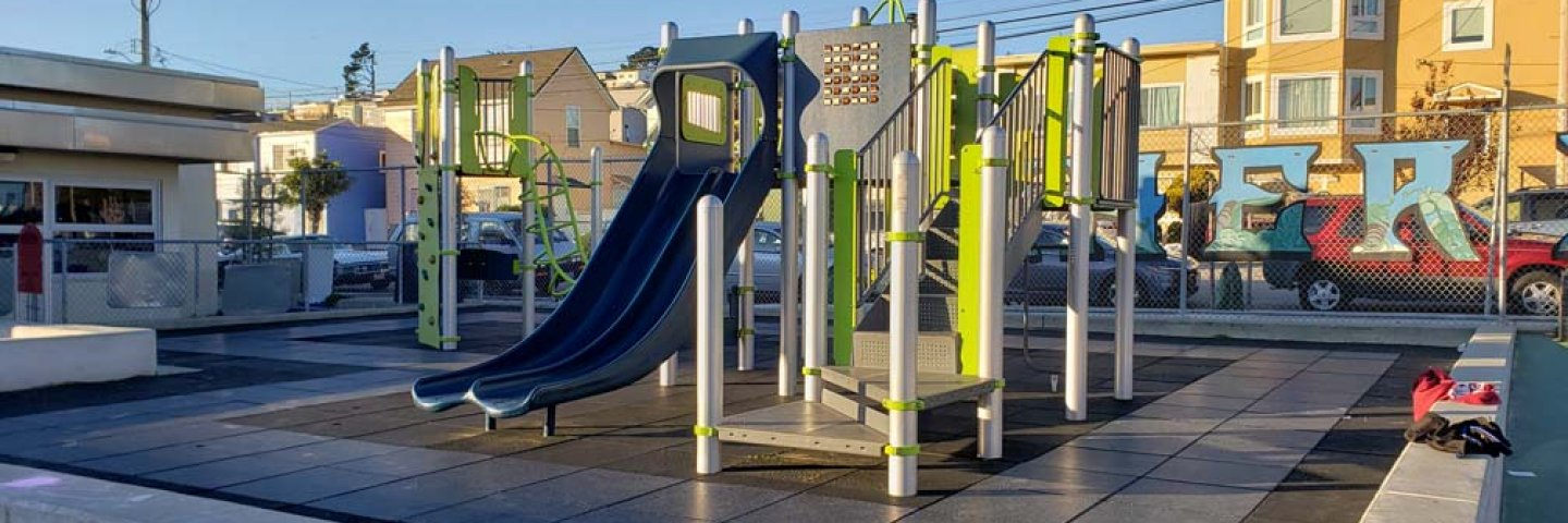 Sheridan Elementary play structure