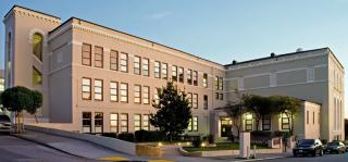 Aptos Middle School building exterior