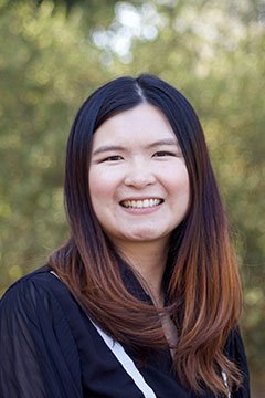 Staff photo of Winnie Yeung of the Career Pathways Team