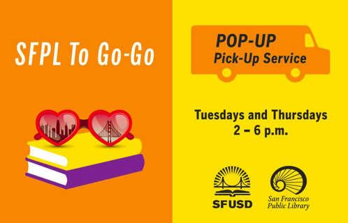 SFPL Adds Pop Up Services
