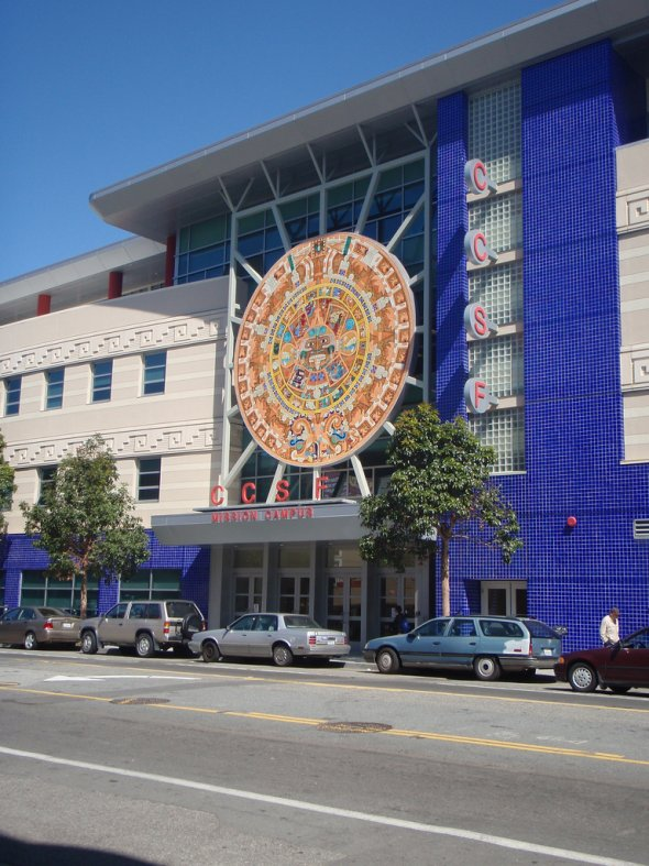 CCSF Mission Campus Photo