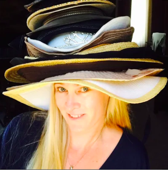 Ms. Wareham's many hats
