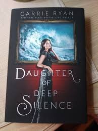 Book title Daughter of deep silence