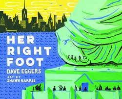 Book Title Her Right Foot