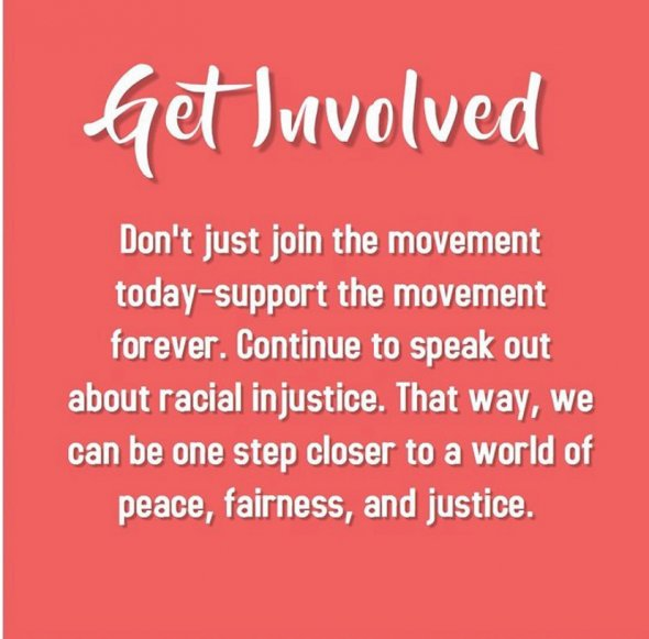 Get Involved:  Lowell supports the Black Lives Matter movement