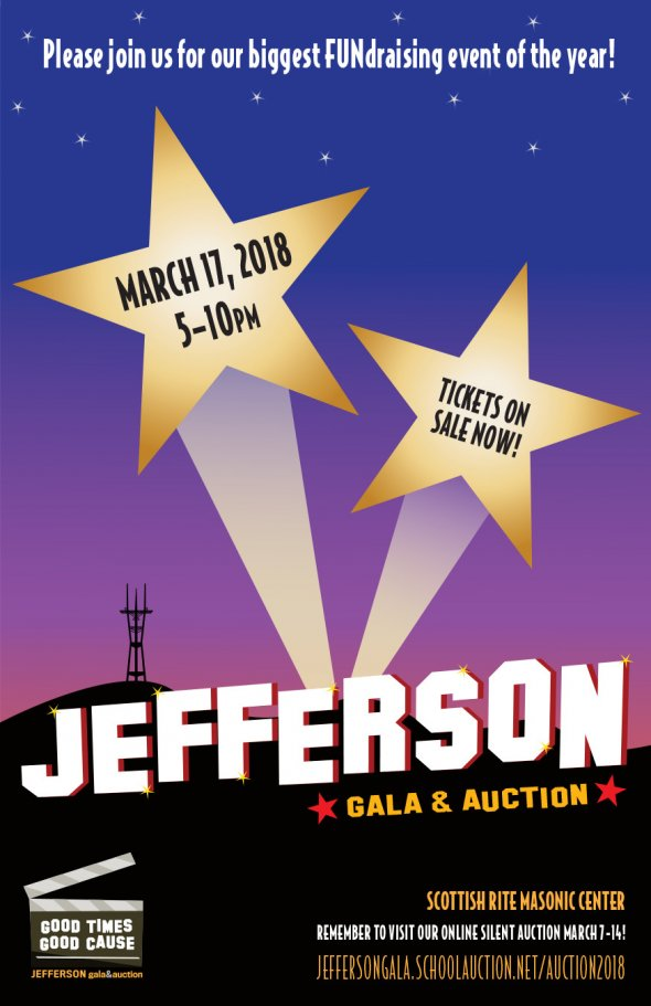 Jefferson Gala & Auction 2018 event poster