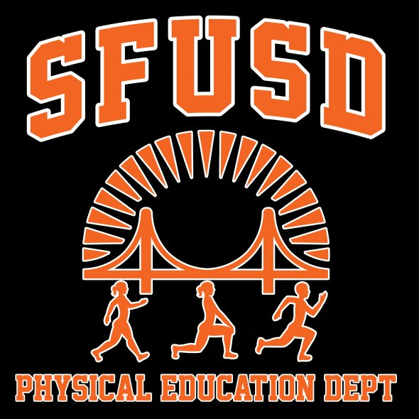 Physical Education & Physical Activities Logo