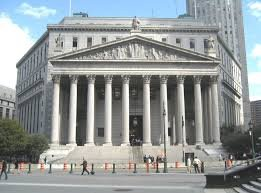 New York Supreme Court building