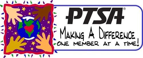 Parent Teacher Student Association Logo