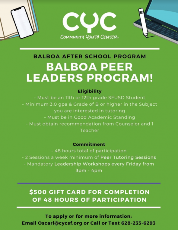 Peer Leaders Program
