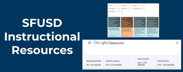SFUSD instructional resources