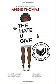 Book title The Hate you give