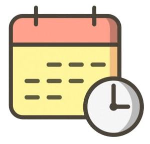 calendar with deadline