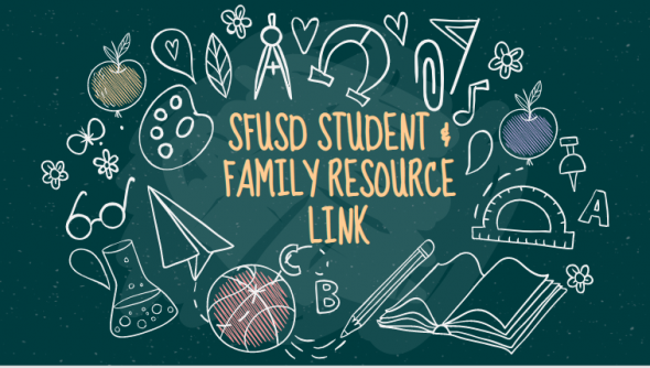 SFUSD Family Resource Link