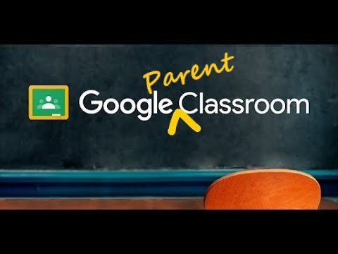Image for parent google classroom